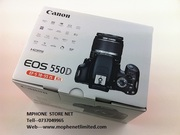 CANON - EOS 550D Объектив TRIPLE DSLR BUNDLE