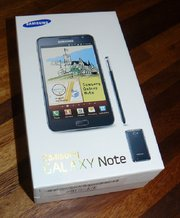 Samsung Galaxy Note LTE Phone