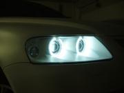 Ангельские глазки VW Touareg