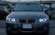 Суперяркие ангельские глазки на BMW