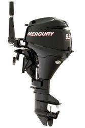 Новые лодочные моторы Mercury F9.9M (Меркурий)