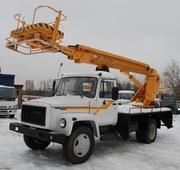 аренда АВТОВЫШКА 18м телескопическая
