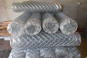 сетка рабица оцинкованная с доставкой в Архангельск
