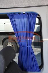 Шторки на микроавтобус Фольксваген Крафтер по дилерской цене. Турецкие