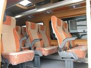 Компания БасЮнион осуществляет замену сидений на всех видах