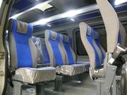 Компания БасЮнион осуществляет замену сидений на всех