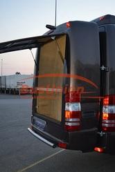 Навесной рюкзак багажник на микроавтобус Форд Транзит на цели