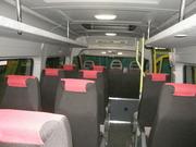 Универсальные багажные полки для микроавтобусов Мерседес Спринтер