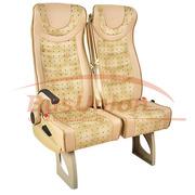 Сиденья для микроавтобуса туристические раскладные,  откидные сидения