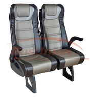 Сиденья для микроавтобуса туристические раскладные,  откидн