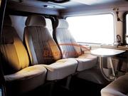 Столик автомобильный в микроавтобус универсальный.