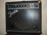 комбик Fender Frontman 15w (USA)